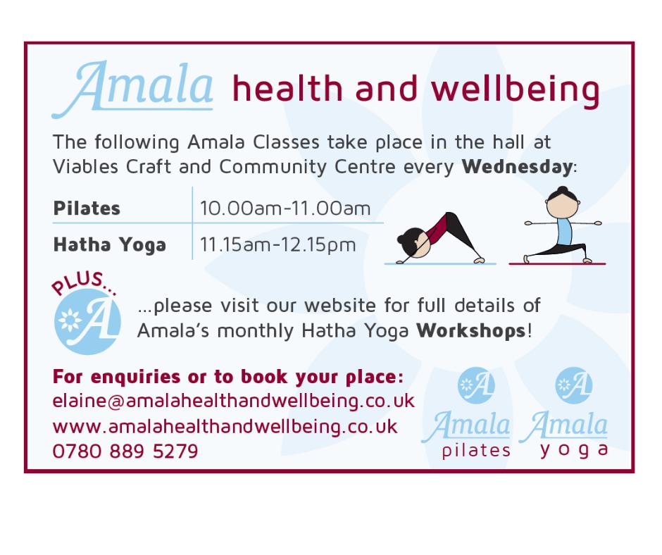 Amala Health and Wellbeing